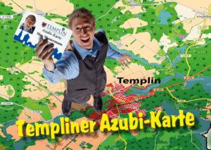 Templiner Azubikarte